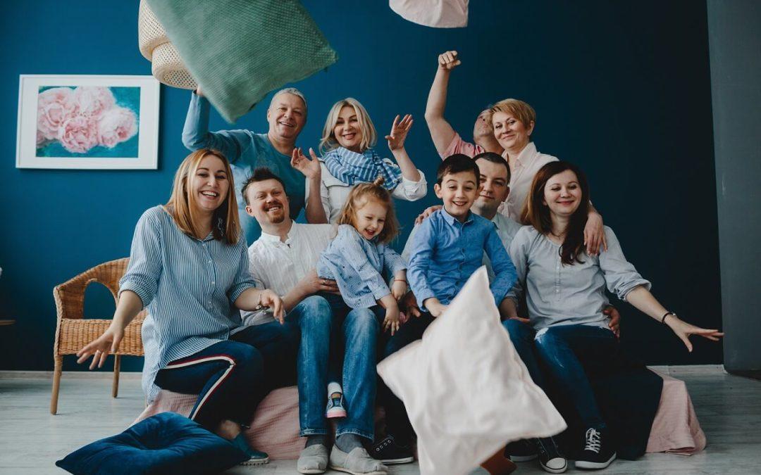 Ma belle-famille et ma famille sont très différentes, comment les unir ?