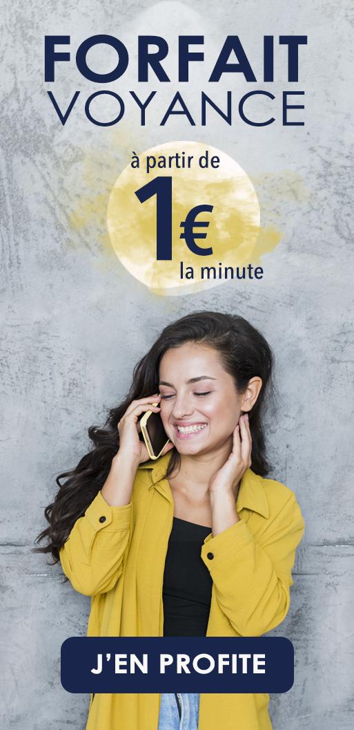 les forfaits voyance vous permettent d'obtenir des consultations de voyance discount
